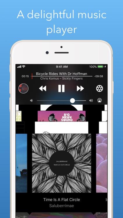 Jams On Toast – Music Player screenshot-0