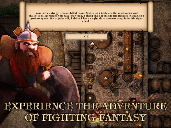 Fighting Fantasy Legends screenshot 7