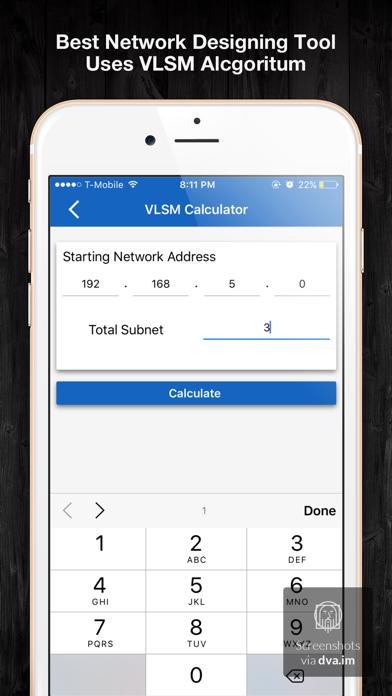 IP & Subnet Calculator screenshot three