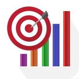 Goal Plan, Tracker, Set Habit