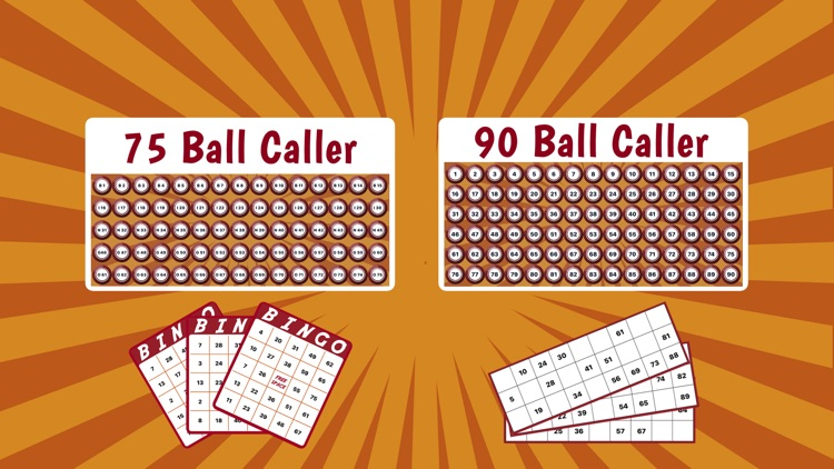 Bingo Caller - 75 & 90 Ball screenshot-2