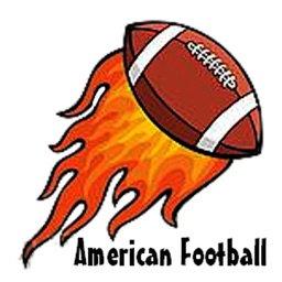 American Football Sticker Pack