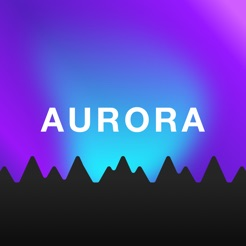 My aurora forecast alerts on the app store