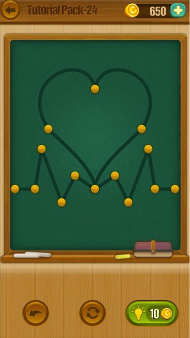 One Line - Curve Drawing screenshot 2