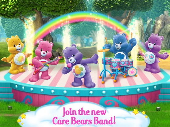 Care Bears Music Band screenshot 5