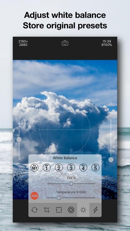 Camera RX screenshot-4