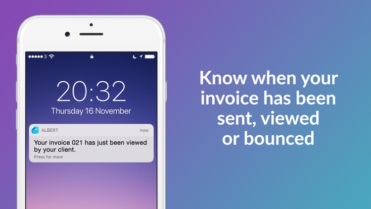 Invoice & Expense with Albert