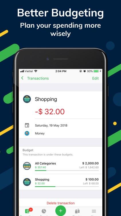 Money Lover: Expense Tracker screenshot-5