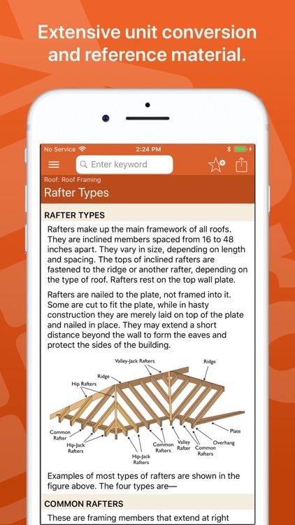Home Builder Pro Calcs screenshot-8
