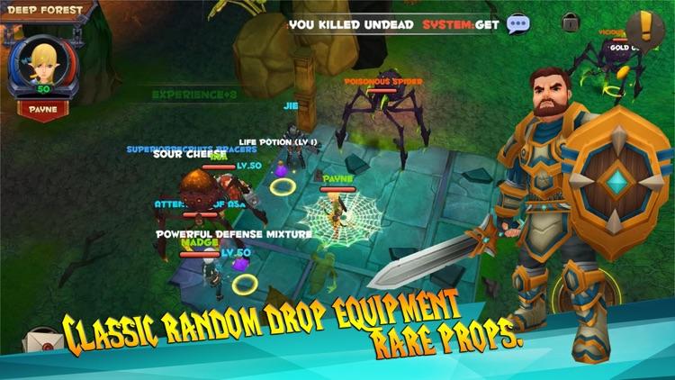 Guardian Battle screenshot-0