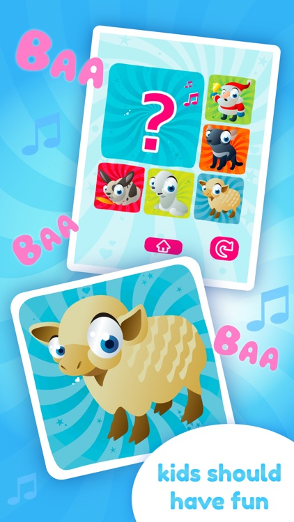 Baby Sounds Game (No Ads) screenshot-3