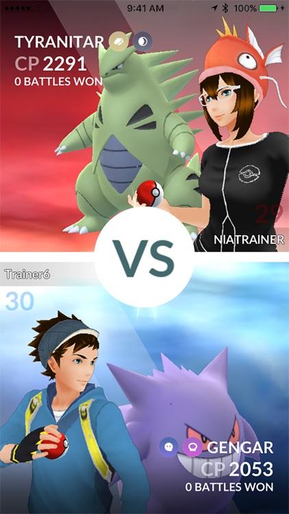 Pokémon GO screenshot-4