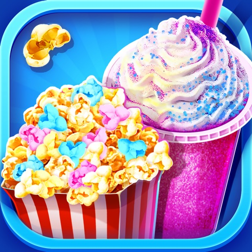 VIP Movie Night Food Party! iOS App