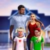 Virtual Mom Happy Family