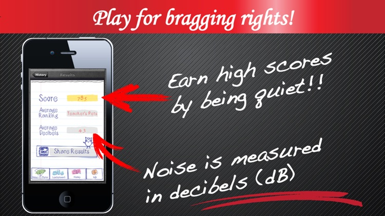 Noise Monitor - My Class Rules