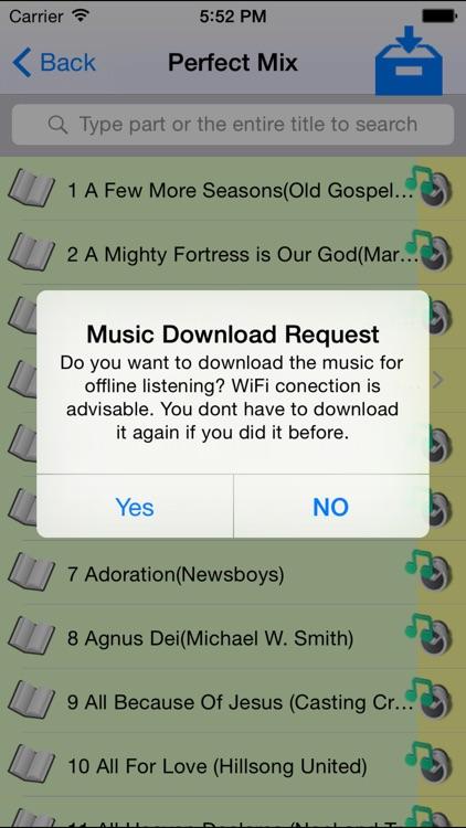 Worship and Praise Lyrics screenshot-4