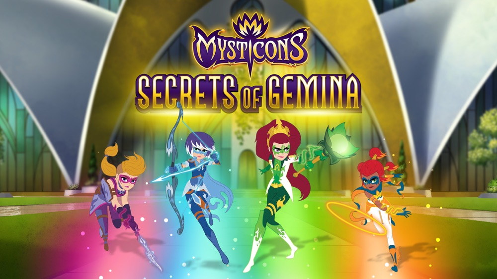 Mysticons: Secrets of Gemina