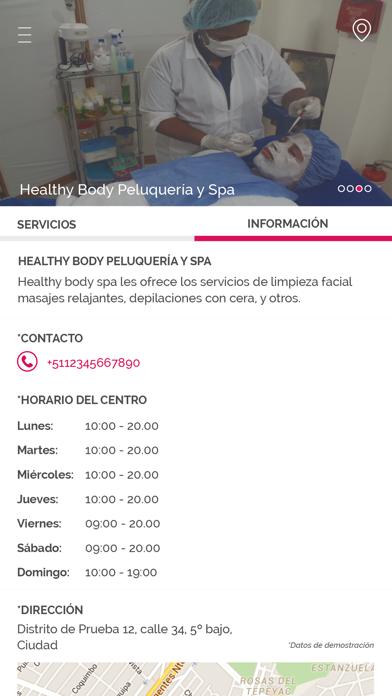 Healthy Body Peluquería y Spa screenshot two