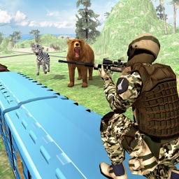 Train Shooter Sniper Attack