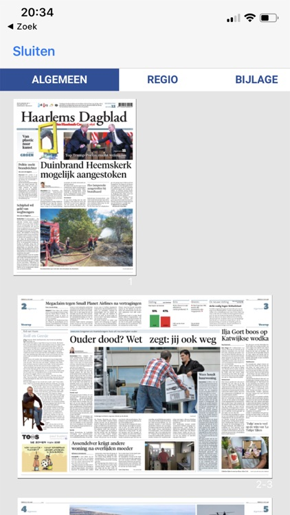 Haarlems Dagblad - krant screenshot-3