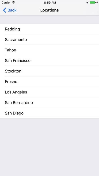 Caltrans QuickMap screenshot-4
