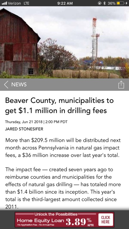Beaver County Times News screenshot-4