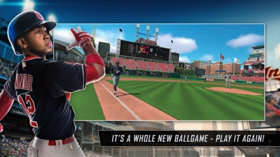 R.B.I. Baseball 18 Screenshot