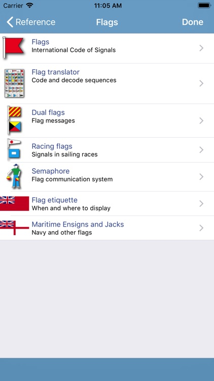 Marine Rules & Signals screenshot-4