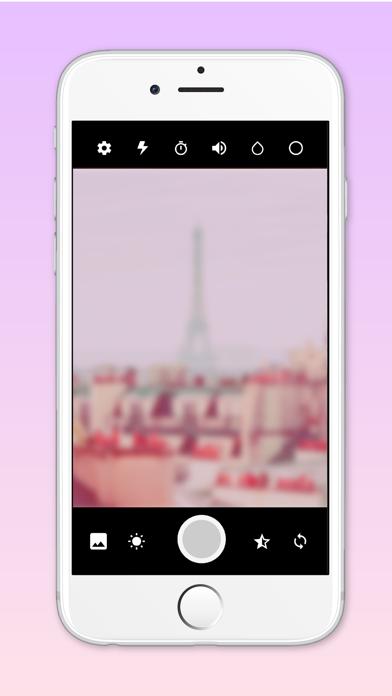 SweetCamera ピンク加工 カメラアプリのおすすめ画像4