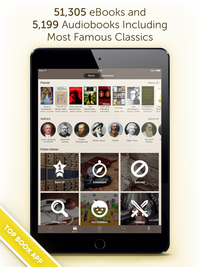 My books unlimited library on the app store fandeluxe Image collections
