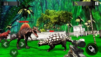 Dinosaur Shoot Fps Games