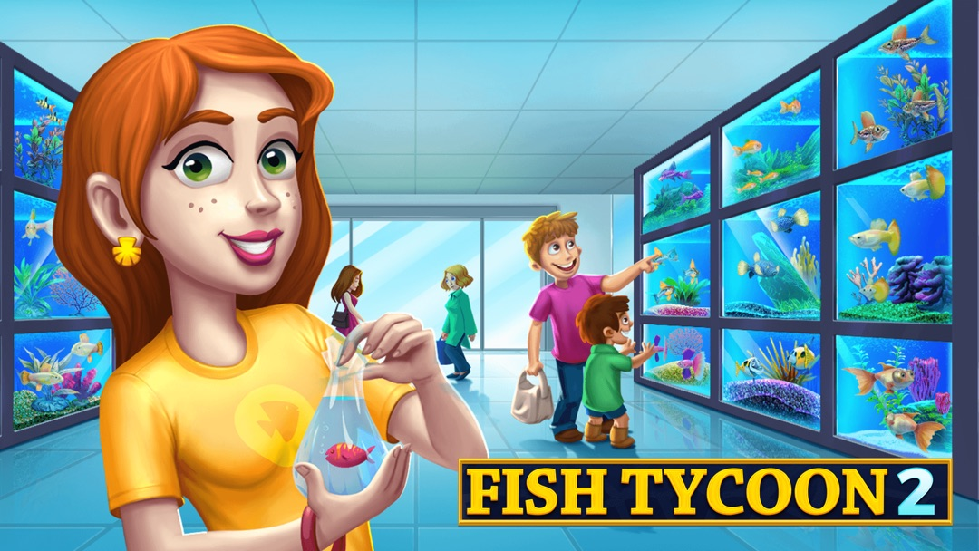 3 Minutes to Hack Fish Tycoon 2 Virtual Aquarium - Unlimited