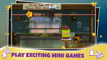Scooby-Doo Mystery Cases Screenshot 2