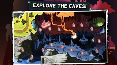 Henry and the Crystal Caves Screenshots