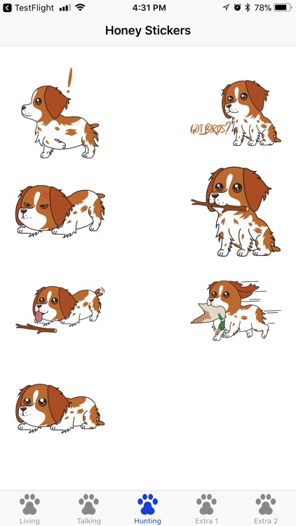 Honey the Brittany Spaniel screenshot-4