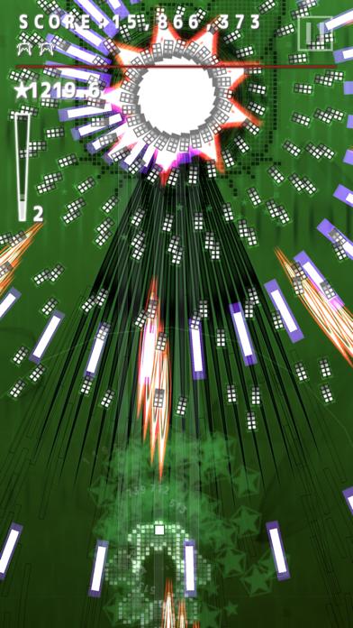 Screenshot from .Decluster Zero