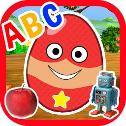 ABC Fun Learning - Surprise Eggs
