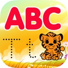 ABC écriture lalphabet, dessin icon