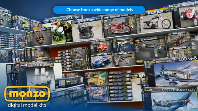 Monzo - Digital Model Builder screenshot-4