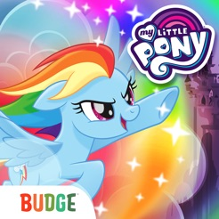 my little pony rainbow runners on the app store