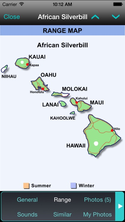 iBird Hawaii & Palau Guide screenshot-3