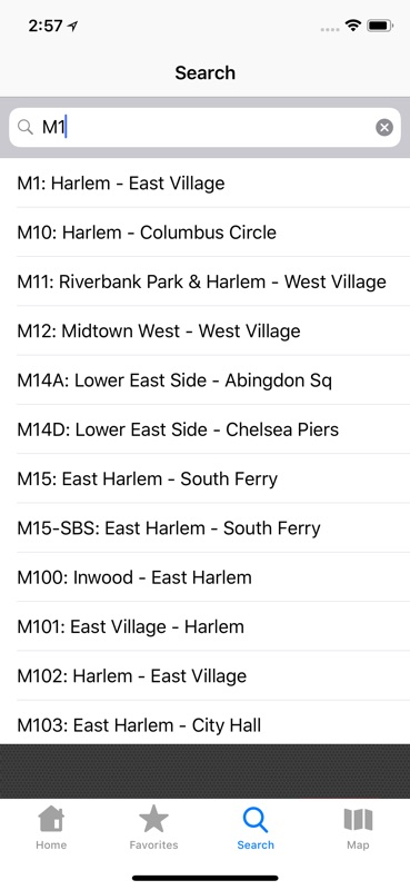 NYC Bus Tracker & Map - Online Game Hack and Cheat