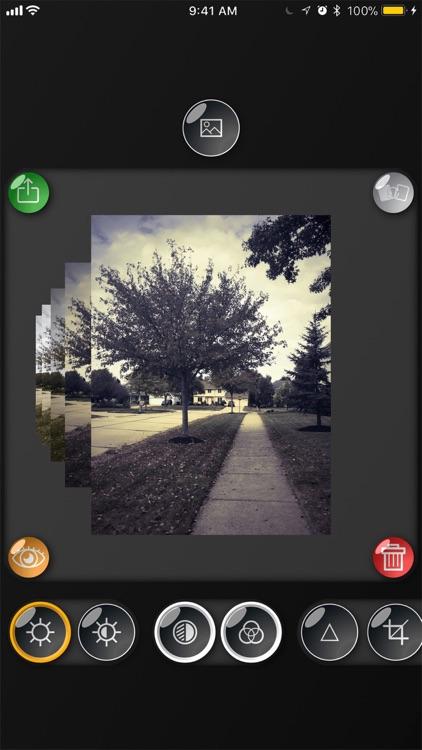 Crescent Photo Editor screenshot-0