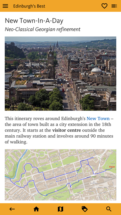 Edinburgh's Best: Travel Guide screenshot 3
