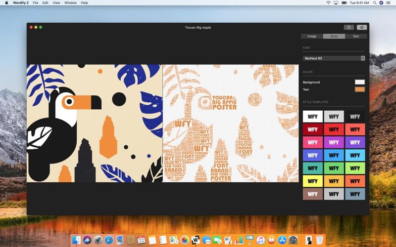 Wordify 2 for Mac