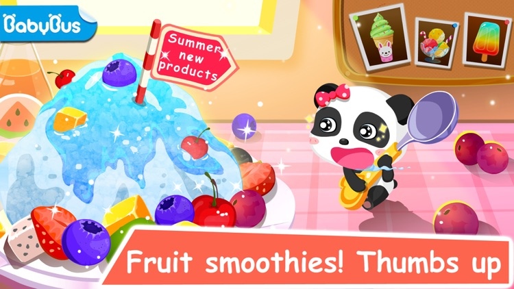 Ice Cream & Smoothies screenshot-0
