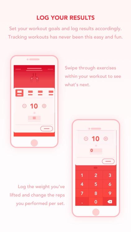 Ignite - Workout Tracker screenshot-3