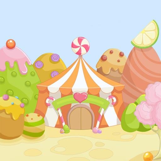 趣味吃糖果-糖果熊的王国