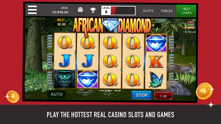 JACK Entertainment Slots