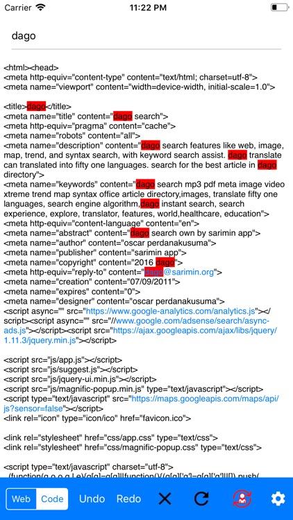 Dago Browser screenshot-3